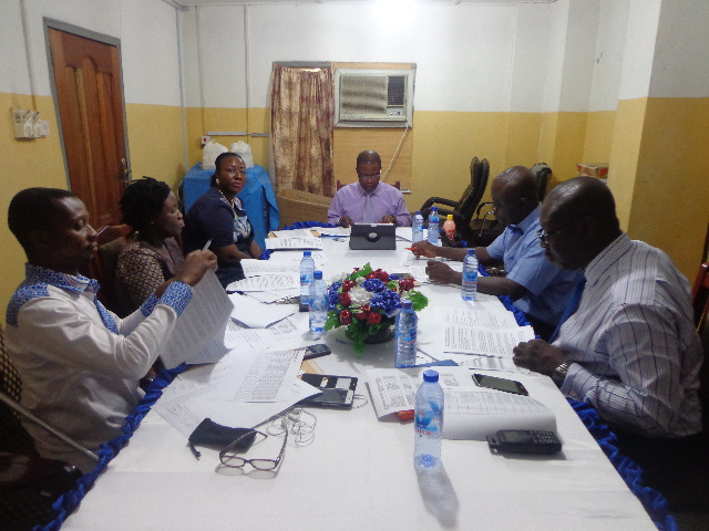 BOARD MEETING ON 13TH APRIL, 2016